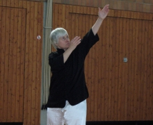 Workshop Tai Chi Chuan